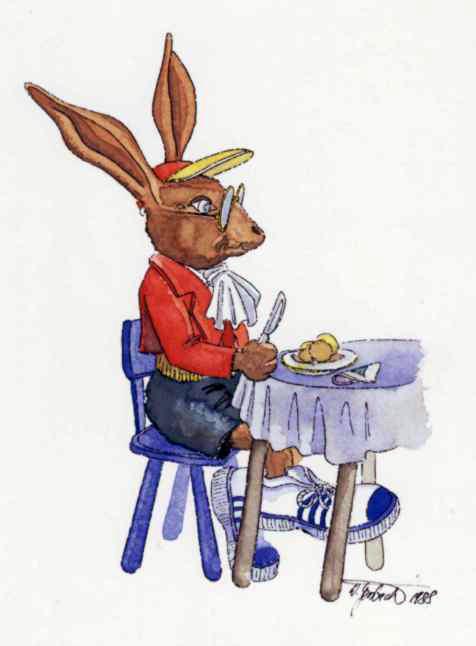 Harrison Hare - der Hase